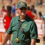 Coach Gordon Hubble