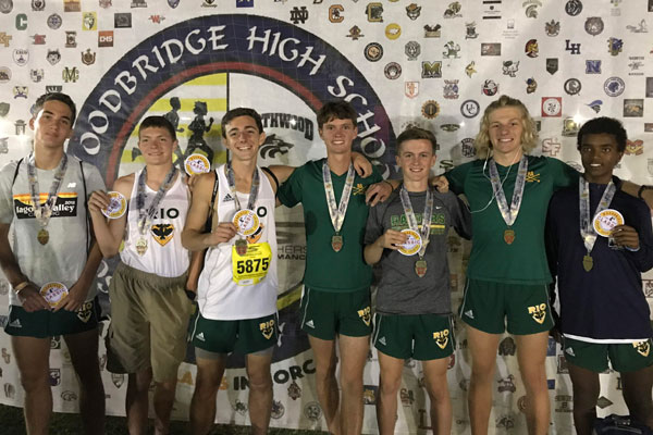 2018 Woodbridge Classic - Rio Americano High School Varsity Boys