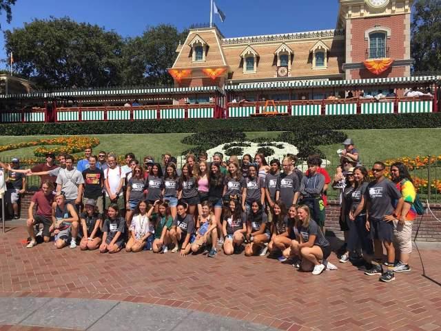 2019 Rio XC Disneyland Trip