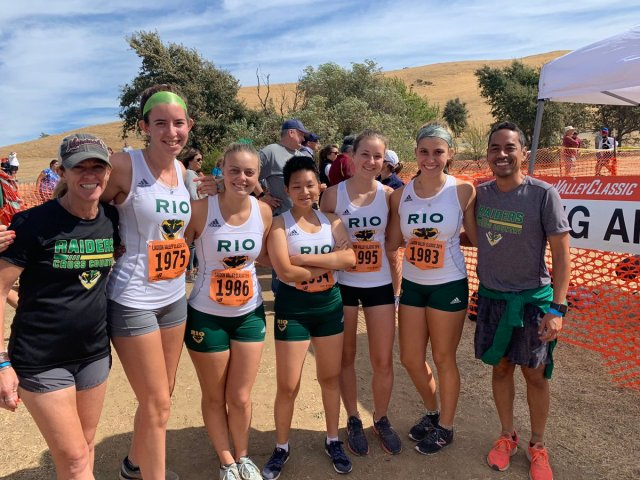 Rio JV Girls - Lagoon Valley Invitational - September 7, 2019