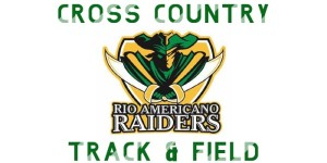 Rio XC and Track and Field logo